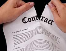 breach of contract research paper